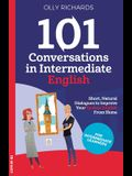 101 Conversations in Intermediate English