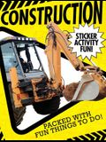 Construction: Sticker Activity Fun
