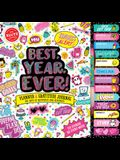 Best Year Ever: Planner & Gratitude Journal:365 Days of Happiness and Kindness