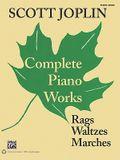 Scott Joplin: Complete Piano Works