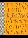Address Bk-Literary