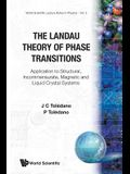 The Landau Theory of Phase Transitions: Application to Structural, Incommensurate, Magnetic and Liquid Crystal Systems