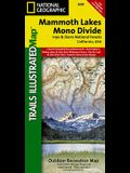 Mammoth Lakes, Mono Divide [Inyo and Sierra National Forests]