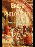 Greek Philosophy: From Thales to the Cynics