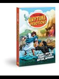 The Action Bible Anytime Devotions: 90 Ways to Help Kids Connect with God Anytime, Anywhere