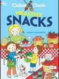 Color & Cook Healthy Snacks