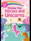 Sticker Fun Horses and Unicorns