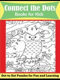 Connect the Dots Books for Kids: Dot-to-Dot Puzzles for Fun and Learning