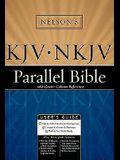 Parallel Bible-PR-KJV/NKJV: With Center-Column References