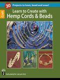 Learn to Create with Hemp, Cord, & Beads