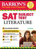 SAT Subject Test Literature with Online Tests