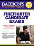 Barron's Firefighter Candidate Exams, 8th Edition