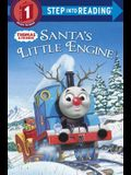 Santa's Little Engine  (Thomas & Friends) (Step into Reading)