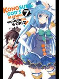 Konosuba: God's Blessing on This Wonderful World!, Vol. 7 (Manga)