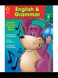 English & Grammar Workbook, Grade 5