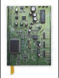 Circuit Board Green (Foiled Journal)