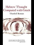 Hebrew Thought Compared with Greek