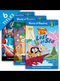 World of Reading Level 3 Set 1 (Set)
