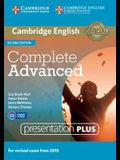 Complete Advanced Presentation Plus DVD-ROM