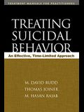 Treating Suicidal Behavior: An Effective, Time-Limited Approach