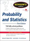 Schaum's Outline: Probability and Statistics