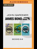 John Gardner - James Bond Series: Books 6-8: No Deals, MR Bond - Scorpius - Win, Lose or Die