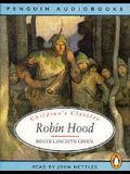 Robin Hood (Classic, Children's, Audio)