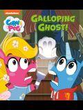 Galloping Ghost! (Corn & Peg)