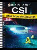 Brain Games Csi: Crime Scene Investigation