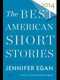 The Best American Short Stories 2014 (Turtleback School & Library Binding Edition)