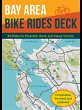 Bay Area Bike Rides Deck, Revised Edition: (Card Deck of Bicycle Routes in the San Francisco Bay Area, Cards for Northern California Cycling Adventure