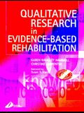 Qualitative Research in Evidence-Based Rehabilitation