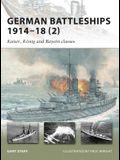 German Battleships 1914-18 (2): Kaiser, König and Bayern Classes