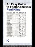 An Easy Guide to Factor Analysis