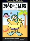 On the Road / Vacation Mad Libs B2G1F 2pack