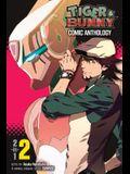 Tiger & Bunny Comic Anthology, Volume 2