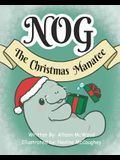 Nog The Christmas Manatee