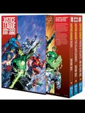 Justice League by Geoff Johns Box Set Vol. 1