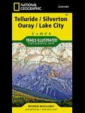 Telluride, Silverton, Ouray, Lake City