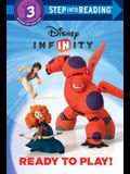 Ready to Play! (Disney Infinity)