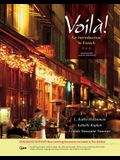 Voila!: An Introduction to French [With CD (Audio)]