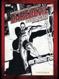 David Mazzucchelli's Daredevil Born Again Artisan Edition