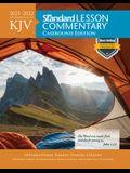 KJV Standard Lesson Commentary(r) Casebound Edition 2021-2022