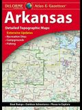 Delorme Arkansas Atlas & Gazetteer