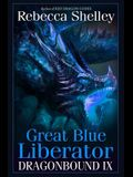 Dragonbound IX: Great Blue Liberator