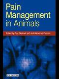 Pain Management in Animals