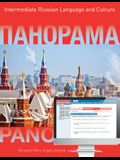 Panorama: Intermediate Russian Language and Culture, Student Bundle [With Access Code]
