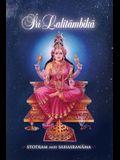 Sri Lalitambika: Stotram and Sahasranama