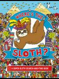 Where's the Sloth?, Volume 3: A Super Sloth Search Book