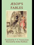 Aesop's Fables: A New Translation by V. S. Vernon Jones Illustrated by Arthur Rackham